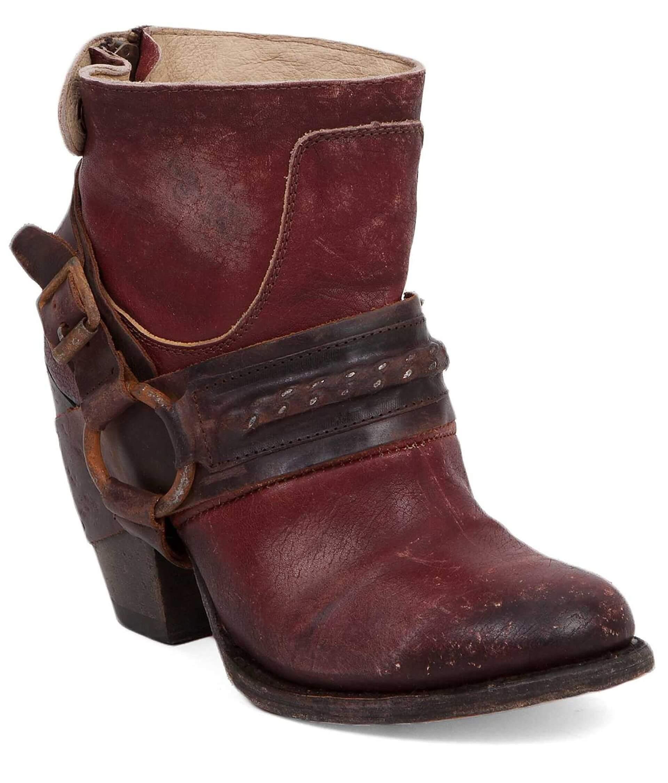2e294ac4e56 Freebird by Steven El Paso Boot - Women's Shoes in Rust | Buckle