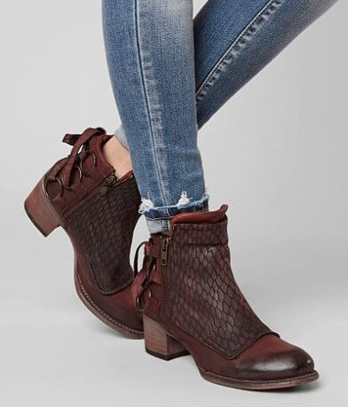 Freebird by Steven Cheri Leather Ankle Boot