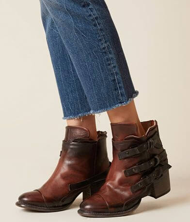 Freebird by Steven Circe Leather Ankle Boot