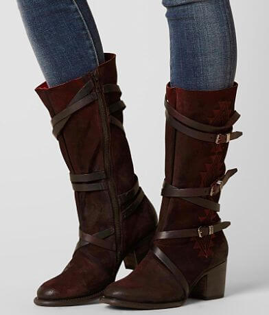 Freebird by Steven Colin Leather Boot