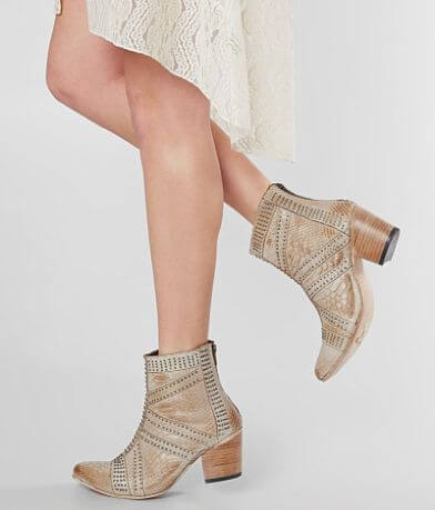 Freebird by Steven Nelle Leather Ankle Boot
