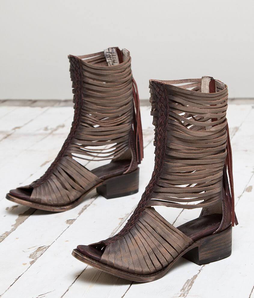 Freebird by Steven India Schuhe Damens's Schuhes in Braun  Multi   Braun Buckle e544a6
