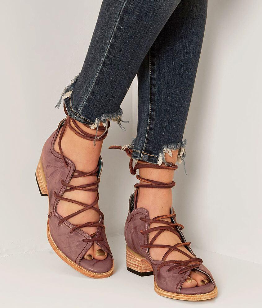 dfde63fef8a Freebird by Steven Peace Leather Shoe - Women s Shoes in Purple