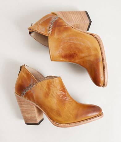 Freebird by Steven Steel Leather Ankle Boot