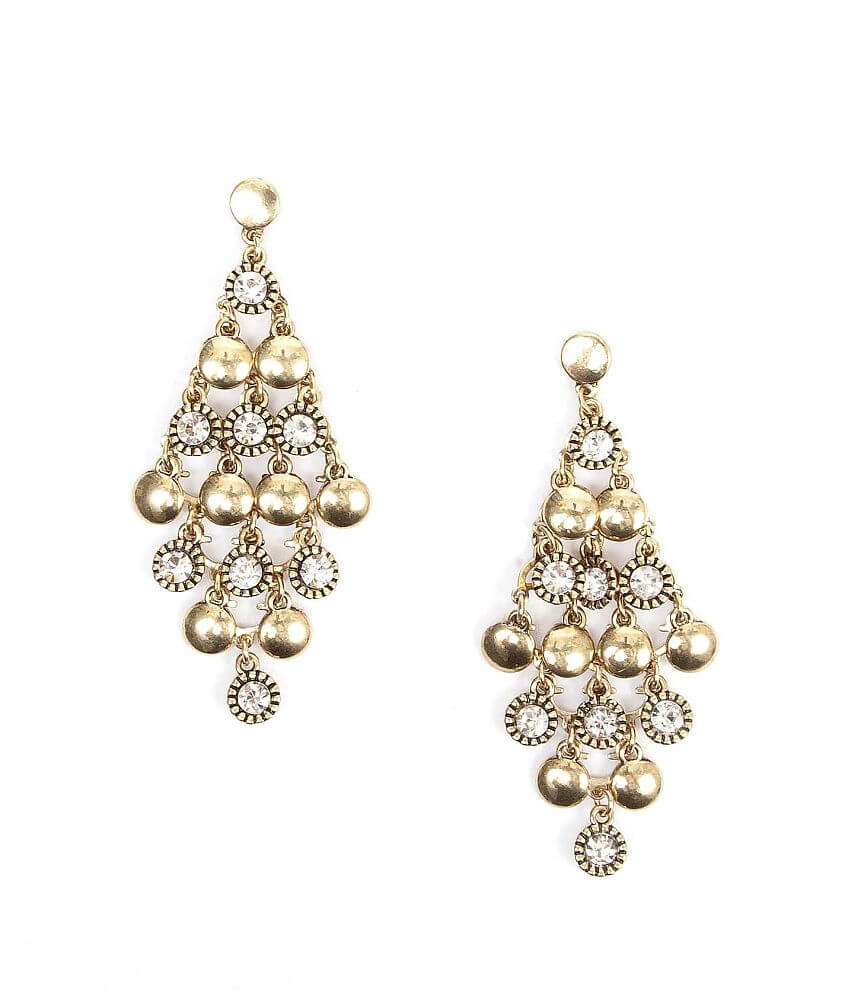 BKE Layered Earring front view