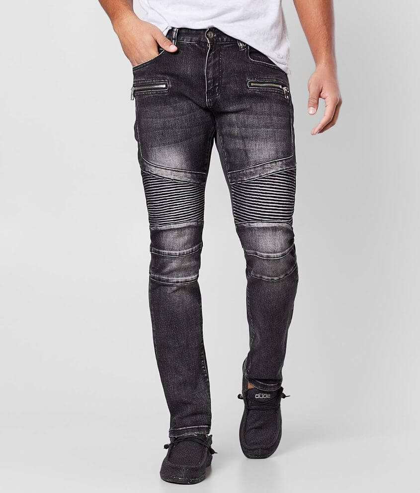 DOPE Ryder Taper Stretch Jean front view