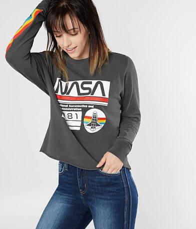 Desert Dreamer NASA Raw Edge T-Shirt
