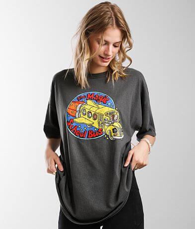 Desert Dreamer Magic School Bus T-Shirt - One Size