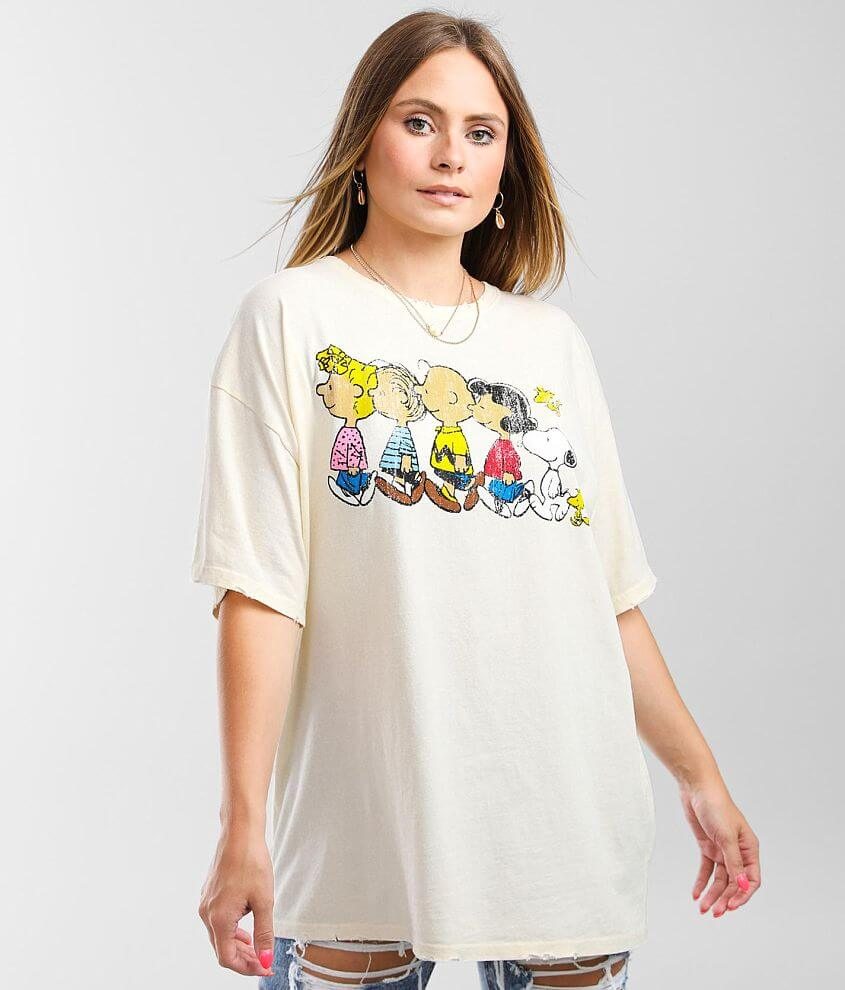 Peanuts® Character T-Shirt - One Size front view