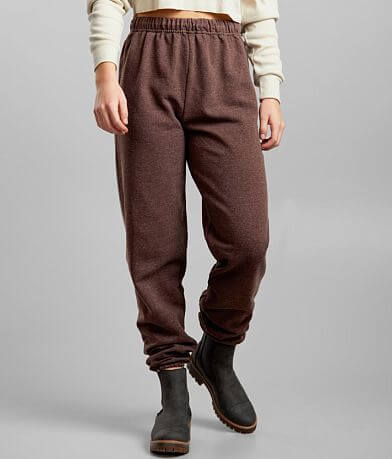 Gilded Intent High Rise Washed Jogger Sweatpant