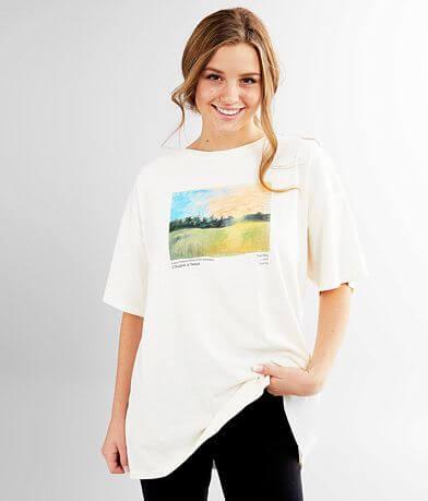 FITZ + EDDI Sunset T-Shirt - One Size