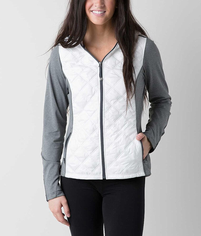 BKE SPORT Puffer Jacket front view