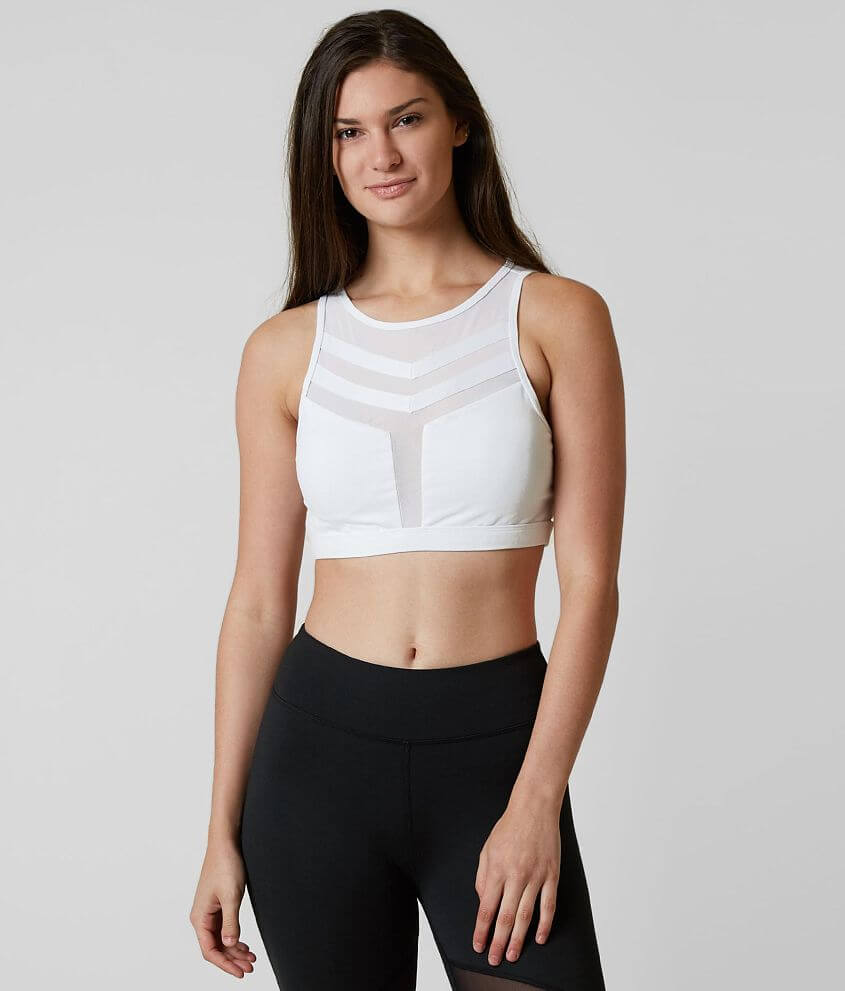 b1628861a3cca Fornia High Neck Bralette - Women s Bandeaus Bralettes in White