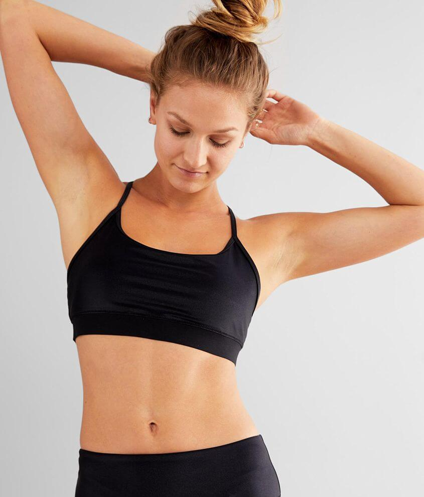 Fornia Sheen Active Bralette front view