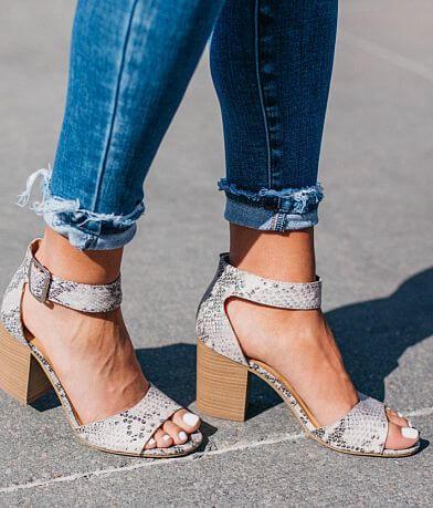 Soda Armas Heeled Sandal