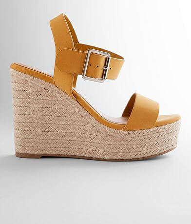 Soda Ashoka Wedge Sandal