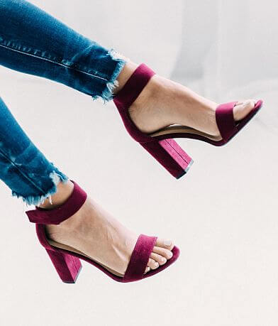 My Delicious Shoes Eltons Heeled Sandal