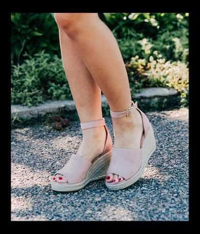 Cityclassified Joys Wedge Sandal