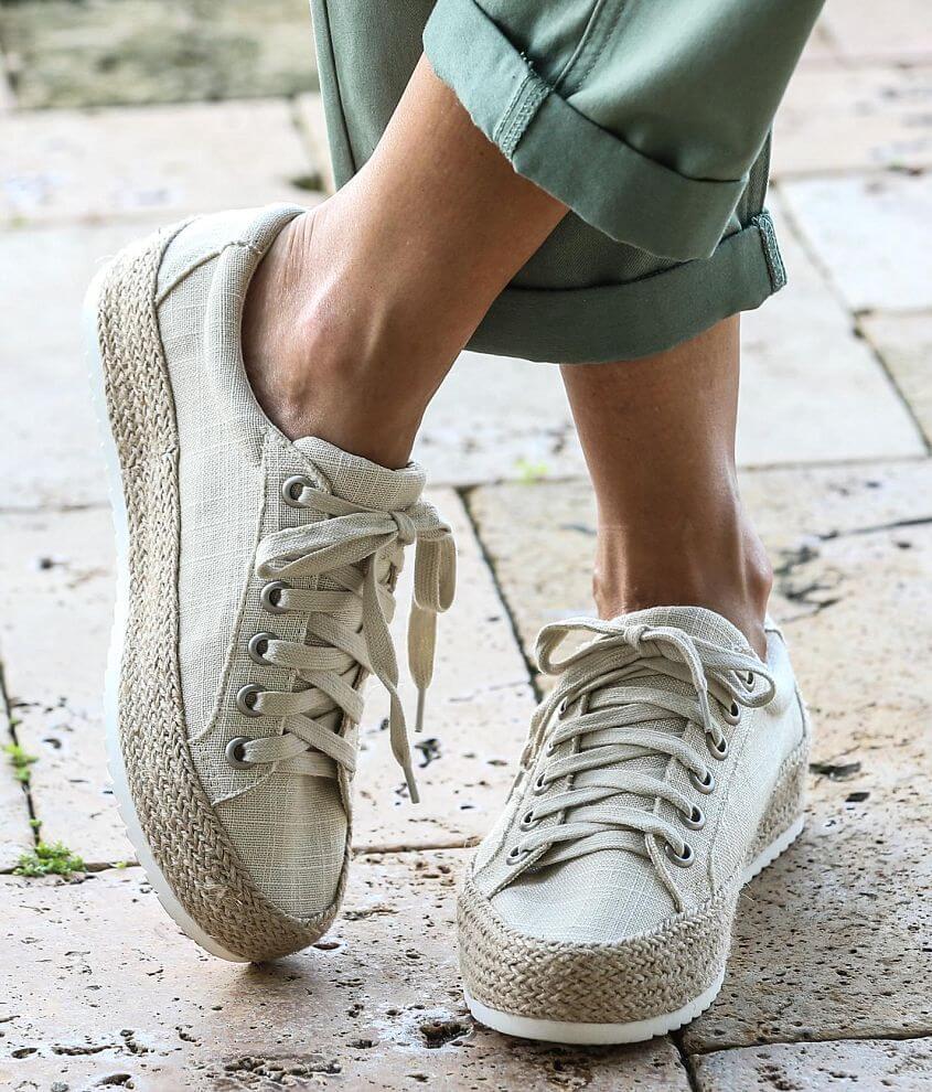 Soda Keenas Espadrille Sneaker front view