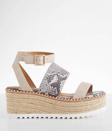 Soda Sand Master Flatform Sandal