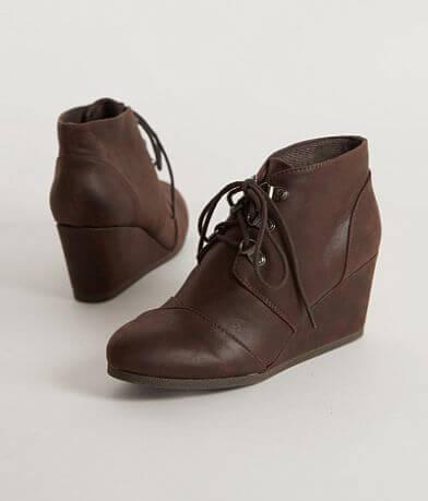 Soda Faux Leather Shoe