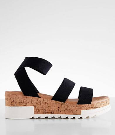 Soda Madyson Flatform Sandal