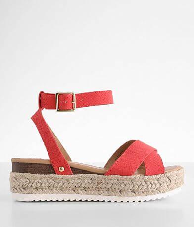 Soda Omar Flatform Sandal