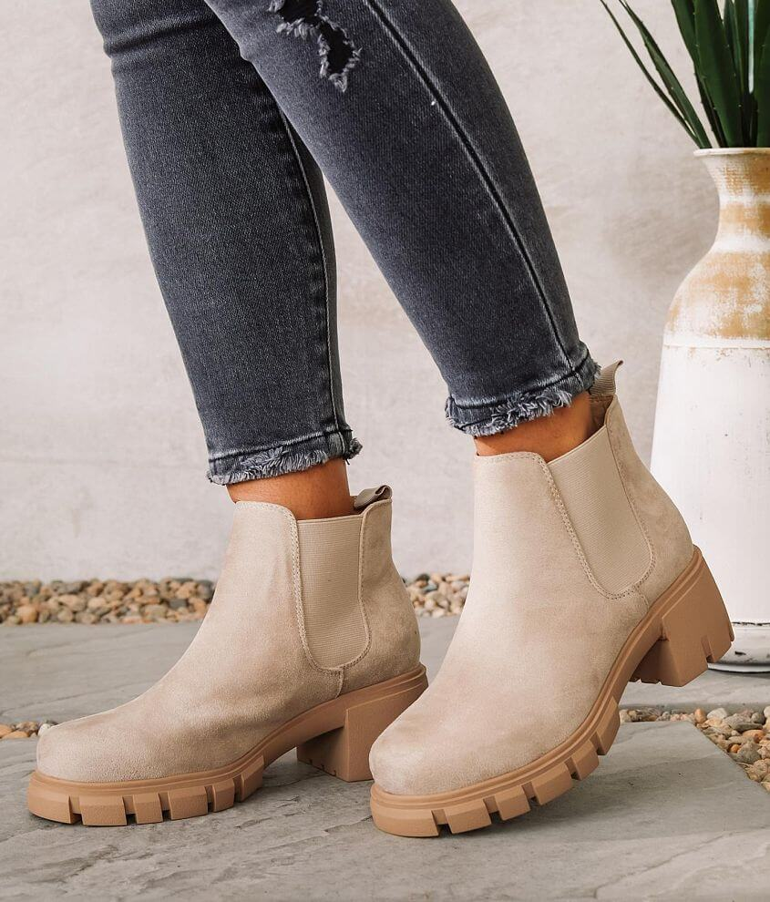 Soda Pioneers Chunky Chelsea Boot front view