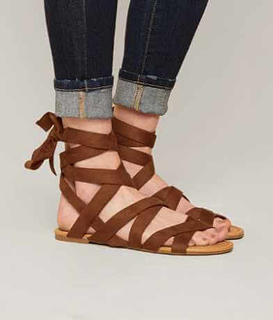 Soda Strappy Sandal