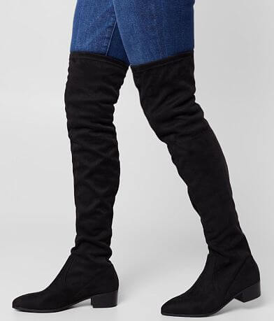 City Classified Tutors Over The Knee Boot