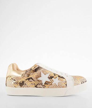 Soda Wander Snake Print Sneaker
