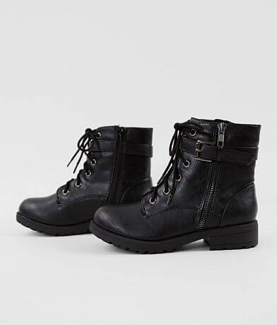 Girls - Soda Other Combat Boot
