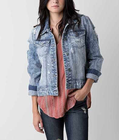 RWH Boyfriend Denim Jacket