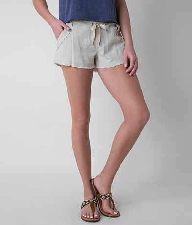 Daytrip Embroidered Short