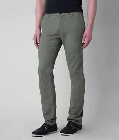 RWH Twill Slim Straight Pant