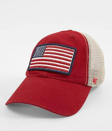 '47 Brand OHT Flag Stretch Trucker Hat