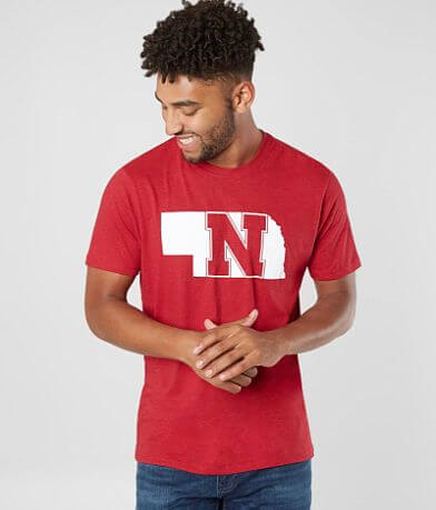 '47 Brand Nebraska Huskers Club T-Shirt