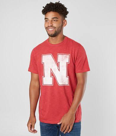'47 Brand Nebraska Cornhuskers Scrum T-Shirt