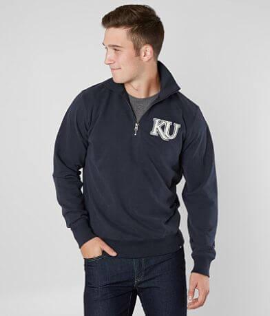 '47 Brand Kansas Jayhawks Pullover