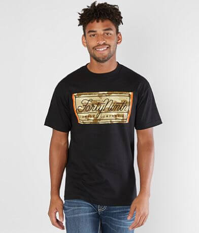 The 49th Supply Co. Quiet Storm T-Shirt