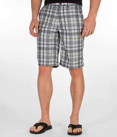 Fox Hydroessex Plaid Walkshort