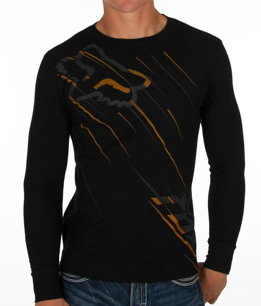 Fox Razor Thermal Shirt front view