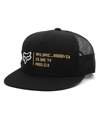 Fox Portal Trucker Hat