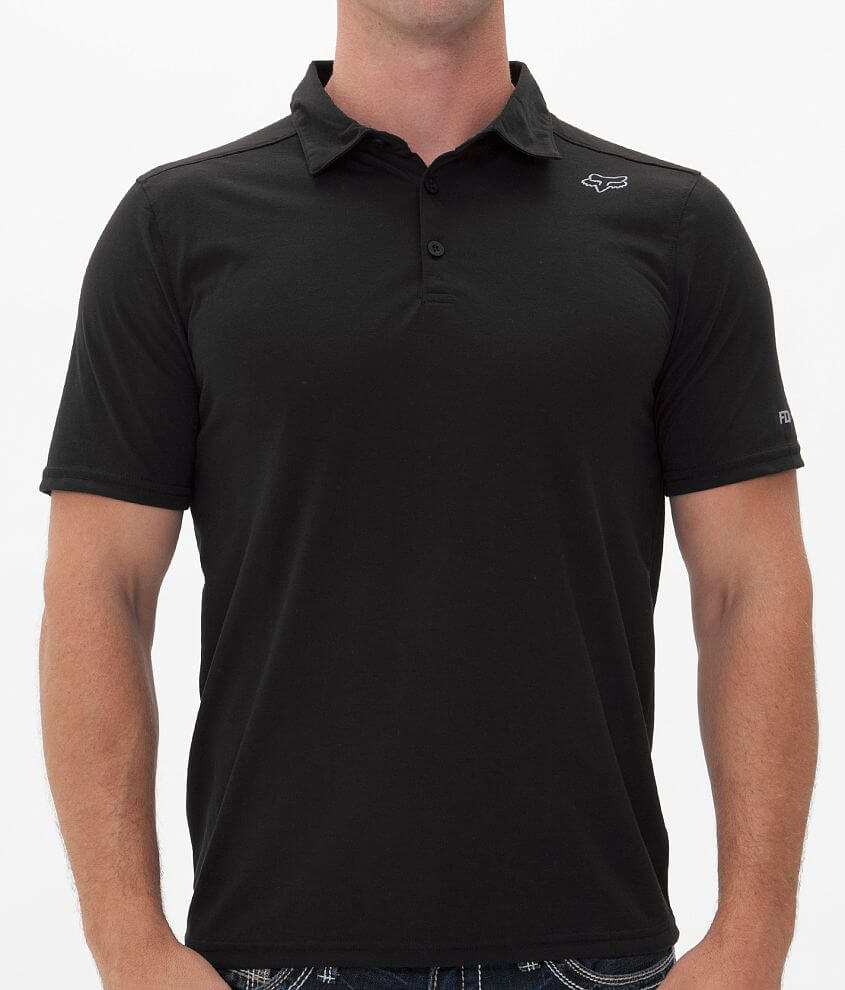 Fox Rookie Tech Polo front view