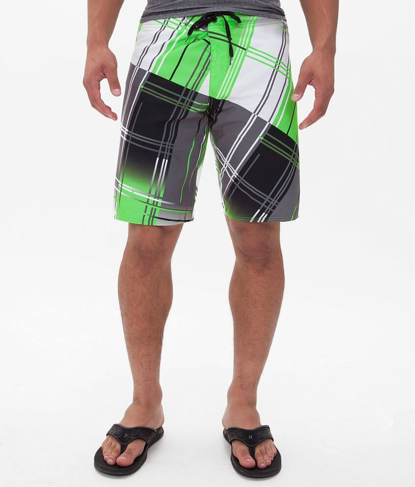 Fox Fade Out Boardshort front view