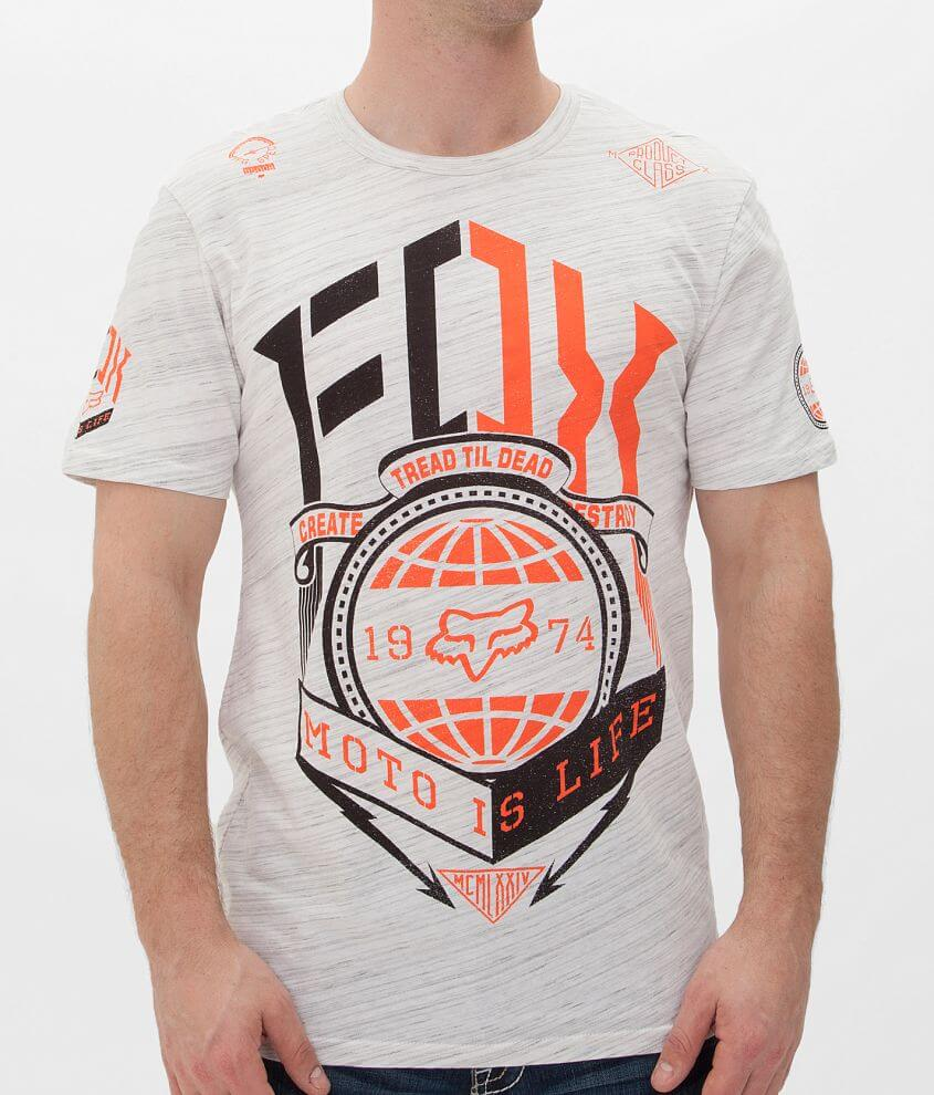Fox Glamis T-Shirt front view