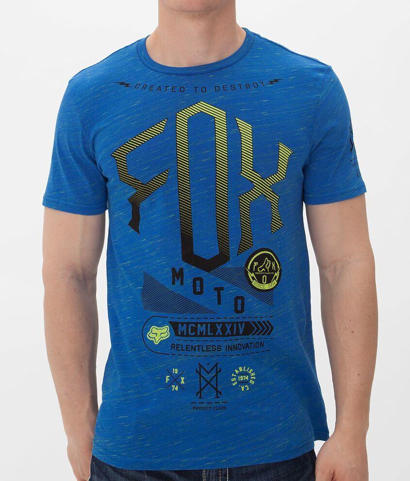 Fox Massive Mayhem T-Shirt front view