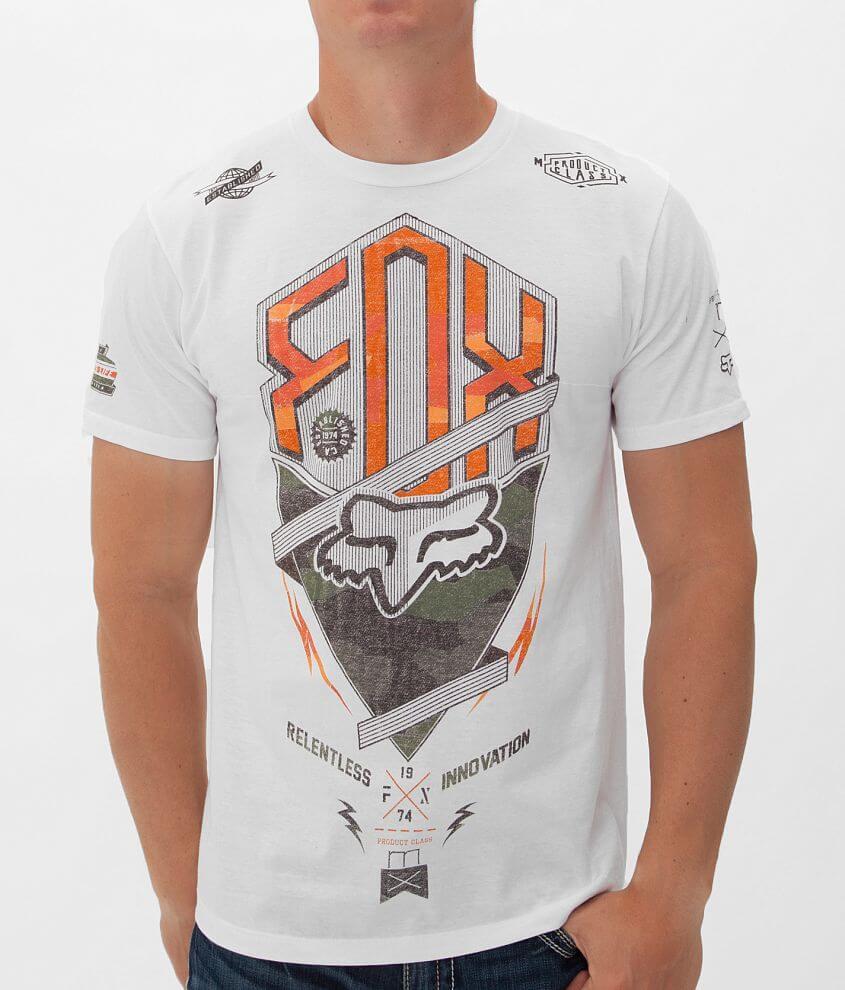 Fox Creative Destruction T-Shirt front view