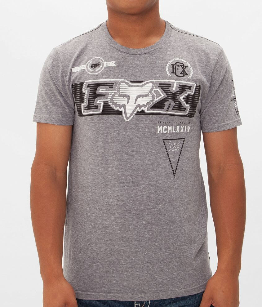 Fox Middle Lane T-Shirt front view