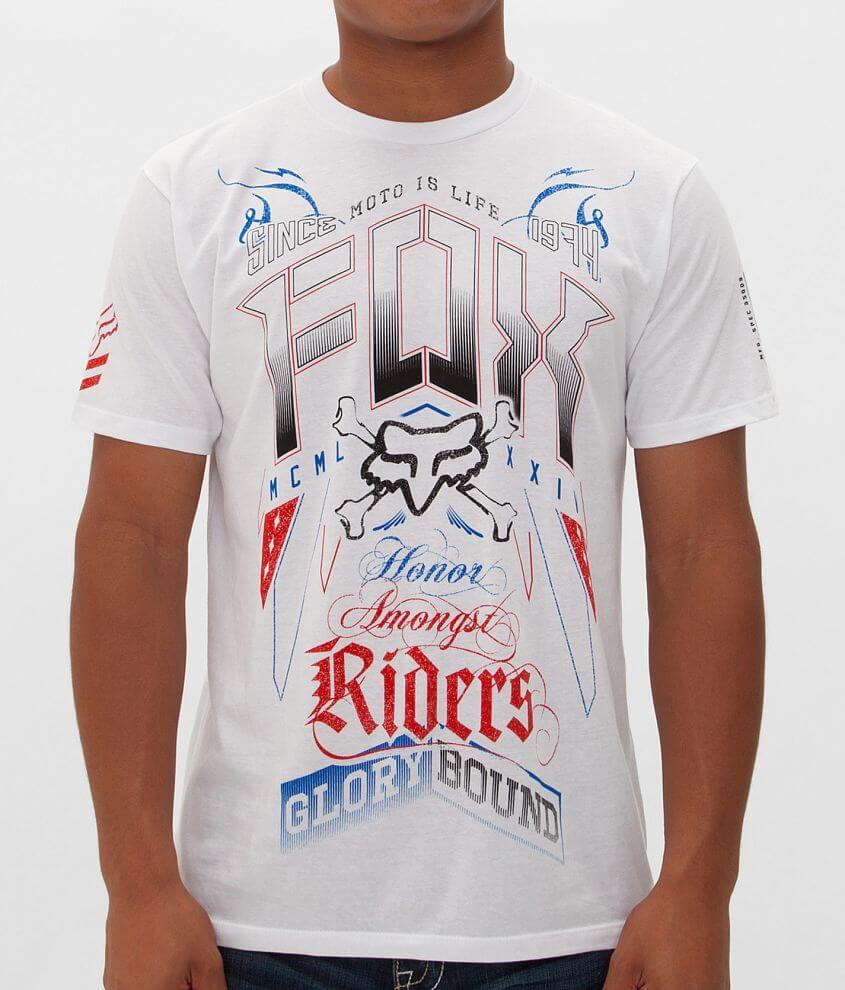 Fox Battalion T-Shirt front view